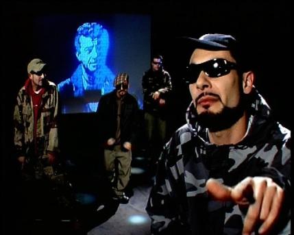 Videoclip Sifón y Jerna. 1999