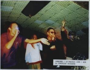 Jamboreee BCN. 1995